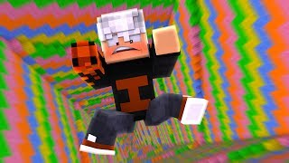 Minecraft: BURACO INFINITO - UNLIMITED DROPPER ‹ Ine ›