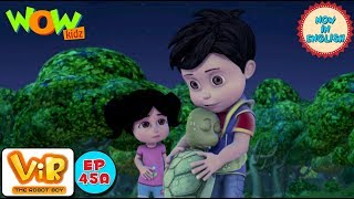 Vir: The Robot Boy - The Turtle Alien - As Seen On HungamaTV - IN ENGLISH