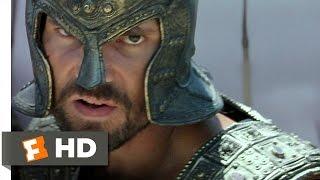 Troy (4/5) Movie CLIP - Hector Kills Achilles? (2004) HD