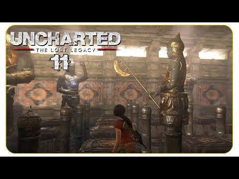 Todesstatuen #11 Uncharted - The Lost Legacy [deutsch] - Gameplay