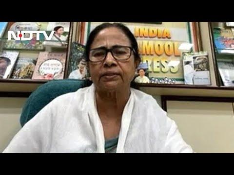 Mamata Banerjee For PM What She Said To NDTV