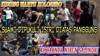 Download KIDUNG WAHYU KOLOSEBO // NIKEN SALINDRI // CS WAHYUNINGRAT // LIVE IN KALIPANG GROGOL KEDIRI