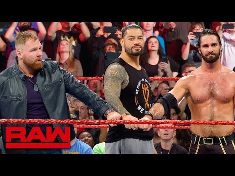 Xxx Mp4 The Shield Say Goodbye To Dean Ambrose After Raw Goes Off The Air Raw Exclusive April 8 2019 3gp Sex