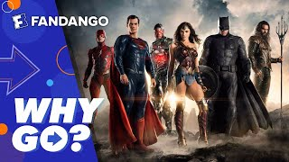 Why Go? | Justice League