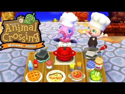 Animal Crossing New Leaf - YouTube