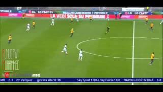علي عدنان يبهذل الاعبين ويتوج أفضل ضهير في الدوري الايطالي/