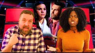 The Voice Top 8: Did Adam Levine THROW DeAndre Nico Under The Bus For Reagan Strange?