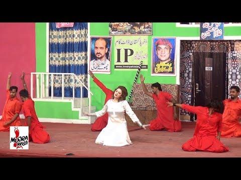 AFREEN KHAN - MENU GHUNGROO PANE PE GAYE - 2017 PAKISTANI MUJRA DANCE