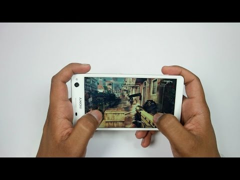 Sony Xperia C4 Dual Gaming and Benchmarks Review With Temp Check | AllAboutTechnologies