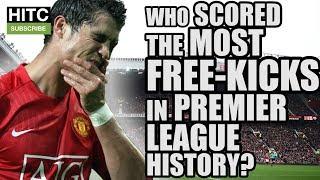 Top 8 All-Time Premier League Free-Kick Scorers
