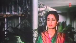 Tere Jaisa Mukhda To (Female) Full HD Song | Pyar Ke Kabil | Rishi Kapoor, Padmini Kohlapure
