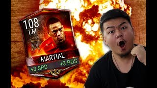 99 MOBILE MASTER MARTIAL COMPLETED FT FIFA CHAMPION GAMEPLAY!! FIFA MOBILE IOS / ANDROID