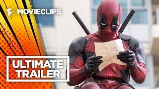 Deadpool Ultimate Comic Book Trailer (2016) - Ryan Reynolds Movie HD