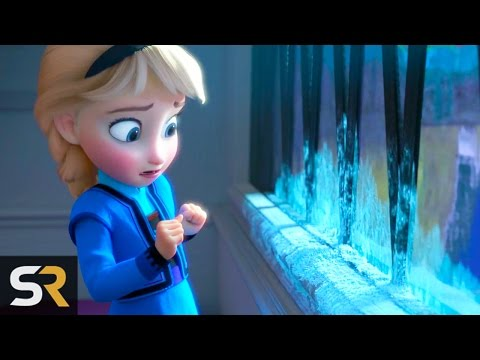 10 Secret Disney Moments You Will NEVER See In Their Movies