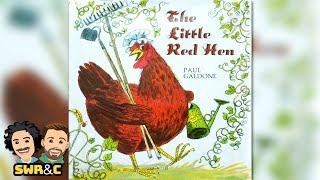 The Little Red Hen by Paul Galdone | CHILDREN'S BOOK READ ALOUD