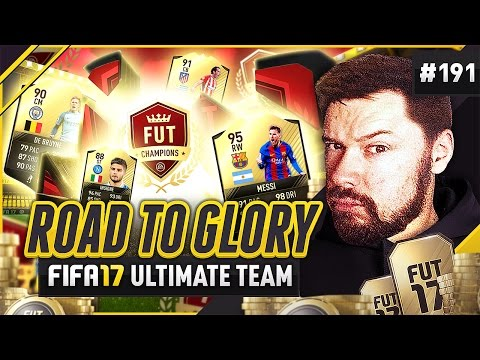 Xxx Mp4 3x TOTY FUT CHAMPS REWARDS FIFA17 Road To Glory 191 Ultimate Team 3gp Sex