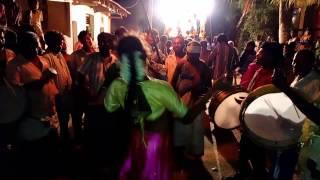 Hijras, Dance at Village Festival
