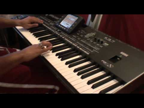 Korg Pa3x CE usb DEMO From T.O.L.G.A 2