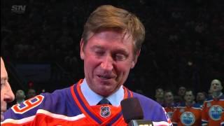 Wayne Gretzky & Mark Messier remember Bob Cole's greatest calls
