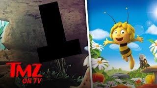 Maya The Bee' Gets Pulled From Netflix Over An Inappropriate Drawing Of A... | TMZ TV