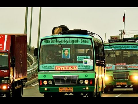 Xxx Mp4 TNSTC AND SETC BUS TAMIL NADU STATE TRANSPORT CORPORATION BUS VIDEO THROUGH HIGHWAYS AND GHAT ROAD 3gp Sex