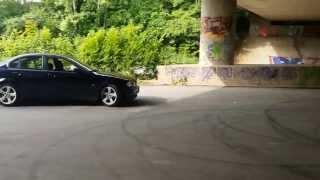 BMW E46 320i Drift