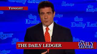 Oct. 20th - Tonight, on The Daily Ledger with @GrahamLedger...