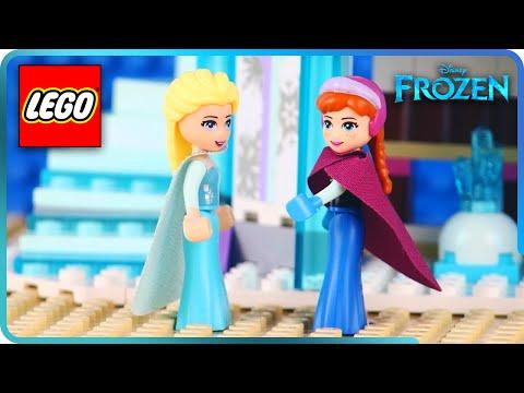 Xxx Mp4 ♥ LEGO Disney Frozen Elsa Anna In Episode Spring Snowmelt Episode 2 3gp Sex