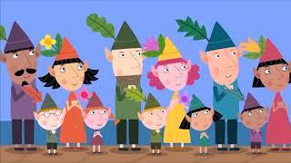 O Pequeno Reino de Ben e Holly - Compilação 3 - Desenhos Animados