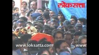 'Bal Thackeray's death: Journey from 'Matoshree' to Shivaji Park, Mumbai'