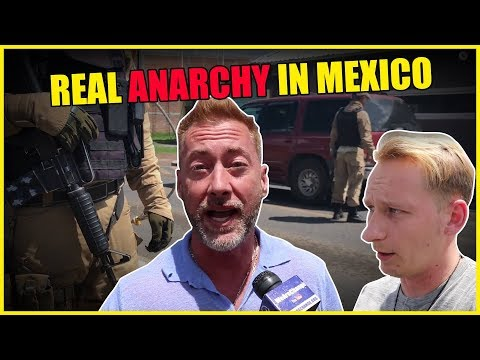 No Cops No Government Just Anarchy In Mexico Town