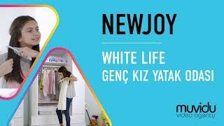 NewJoy White Life - Genç Kız Yatak Odası Tanıtım Filmi