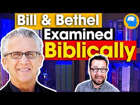 Bill Johnson s Theology and Movement Examined Biblically.