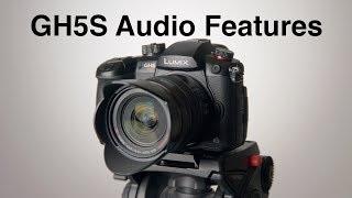 Panasonic GH5S - 2 New Audio Features