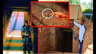 """بقايا بنايات و آثار متطورة ليس لها تفسير """"تم العثور عليها بإثيوبيا"""".!"""