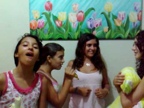 Festa do pijama programa da banana