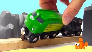 BRIO CITY! - Mega Trains Compilation for Kids