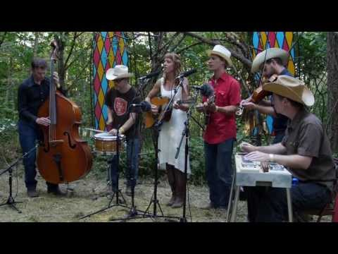 Caleb Klauder Country Band C est Le Moment Live on KEXP Pickathon