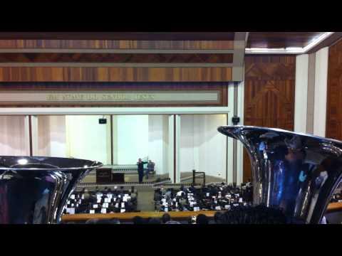 ENSAIO REGIONAL PORTÃO 25 09 2011 HINO 355