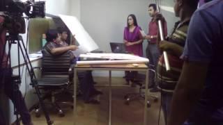 শুটিং দৃশ্য। নাটকের শুটিং। Natoker sutig. (pokhiraz bangla)
