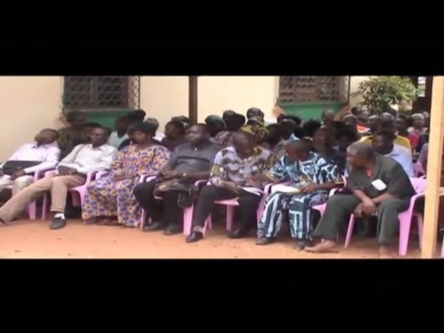 La CPI fouille en Centrafrique-APA