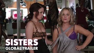 Sisters (2016) Global Trailer (Universal Pictures)