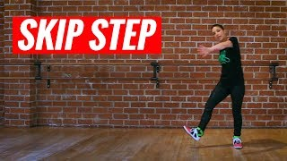 Breakdance Moves For Beginners - SKIP STEP with Amy Campion | #GROOVEwednesday