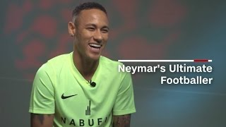 Neymar's perfect footballer: Who does he choose?