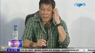 Duterte names more members of his Cabinet