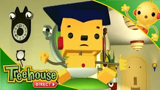 Rolie Polie Olie - Baby Talk / Putting On The Dog / Whistlin' Zowie - Ep. 30