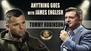 Tommy Robinson Last Interview Before Getting Sent To Prison.