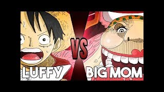 Luffy thức tỉnh haki thần thoại đại chiến Bigmom(Phần 2)-Top One Piece-1 Piece Reborn
