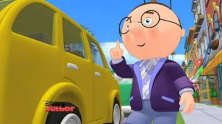 Handy Manny - 'The Great Garage Rescue' Sneak Clip!