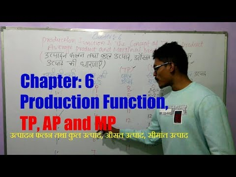 Xxx Mp4 Chapter 6 Production Function उत्पादन फलन और कुल उत्पाद औसत उत्पाद सीमांत उत्पाद 3gp Sex